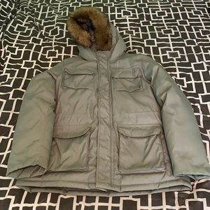 Down and feather fill- Joe Fresh - Winter Jacket